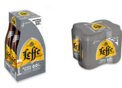 В Бельгии выпустили безалкогольное Leffe