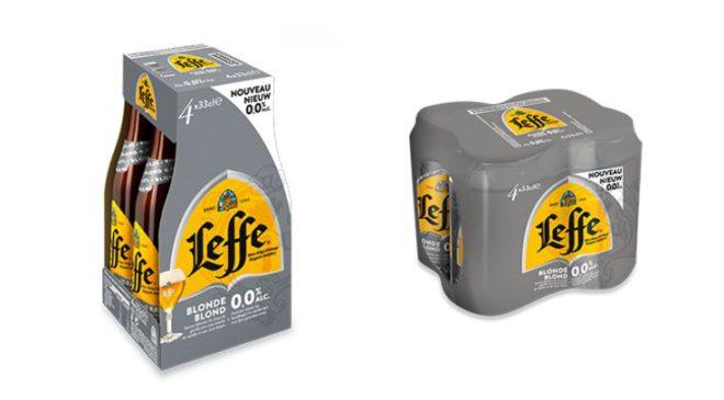 Безалкогольное пиво Leffe