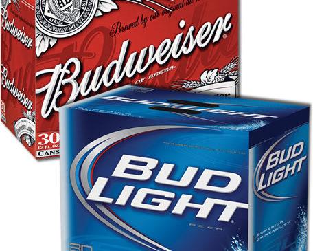 Bud Light и Budweiser – самые дорогие пивные бренды в мире