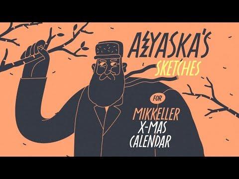 Alyaska & Mikkeller Xmas Calendar 2018