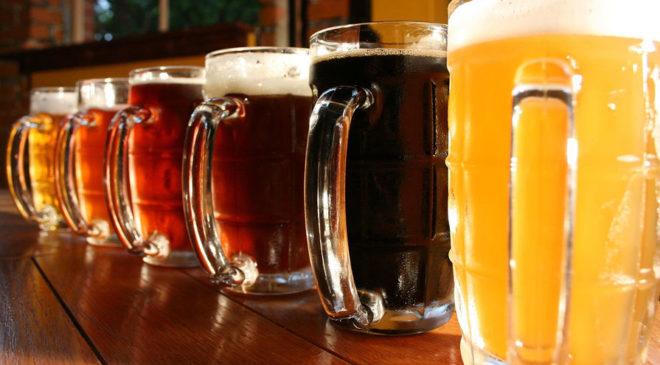 Производство пива в России в 2018 году выросло на 4,1%
