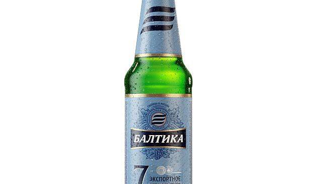 Обновлённый дизайн Балтика 7