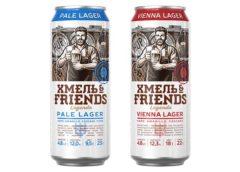 «Хмель & Friends» – новый бренд от Балтики