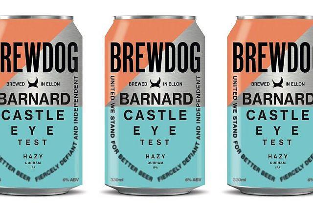 Brewdog выпустил пиво в честь скандала с Домиником Каммингсом