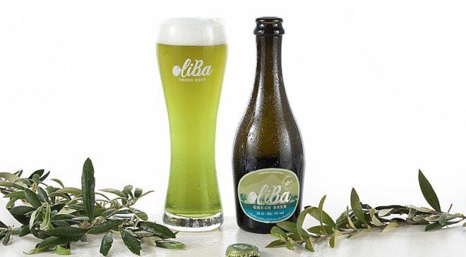 Пиво Oliba Green Beer