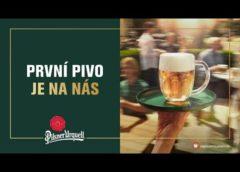 Пражские пивоварни раздают бесплатное пиво, чтобы отпраздновать открытие пивных