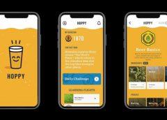"""AB Inbev запускает мобильное приложение """"Hoppy"""""""