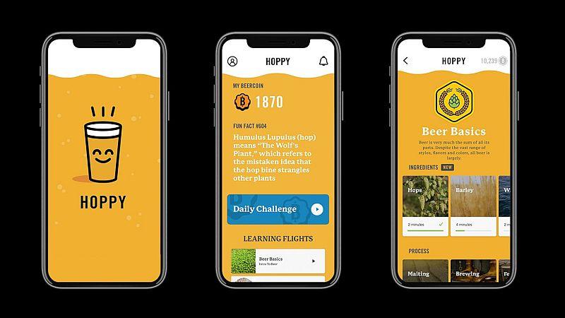 AB Inbev запускает приложение Hoppy