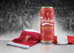 """Carlsberg сварил пиво в честь победы """"Ливерпуля"""""""