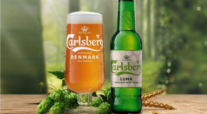Carlsberg в Израиле выпустил новое пиво - Luma