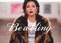 """История певицы Halsey станет частью глобальной кампании  Budweiser """"Be a King"""""""