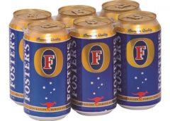 Foster's собирается перезапустить свой бренд в Австралии