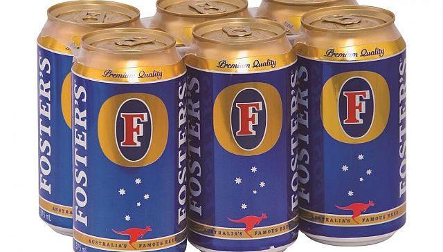 Пиво Fosters