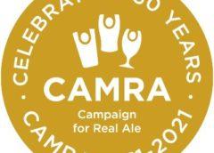 CAMRA отмечает 50-летие Golden Awards