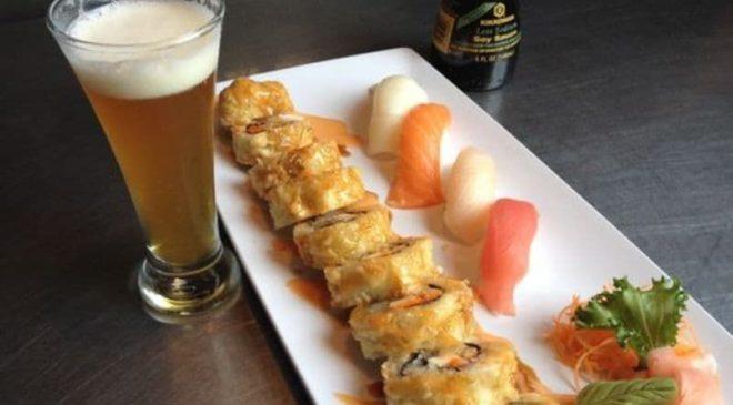 Пивные пары: что пить с суши