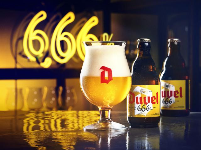 Пивоварня Duvel выпустила пиво 666 к своему 150-летию