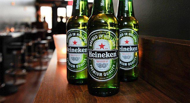Heineken планирует сократить 8 тысяч рабочих мест
