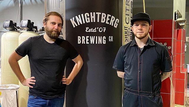 Пивоварня Knightberg сварила пиво по рецепту победителя BREWCOM 2020