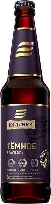 «Пшеничное» и «Темное»: уникальные новинки от «Балтики»