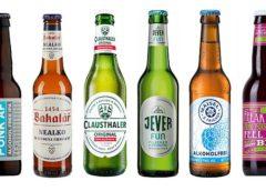 Россияне предпочитают заказывать онлайн светлое безалкогольное пиво