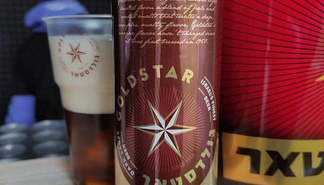 Самое популярное израильское пиво появилось на российском рынке