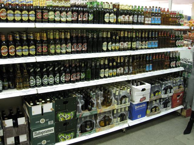 Союз потребителей Российской Федерации провел самое популярное пиво